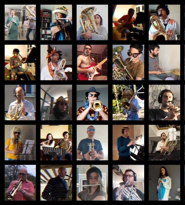 l'Orchestre d'Harmonie du Belinois