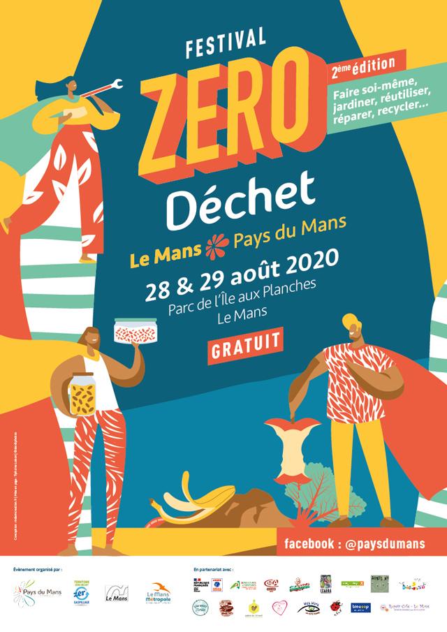 Festival Zéro Déchet – 2ème édition